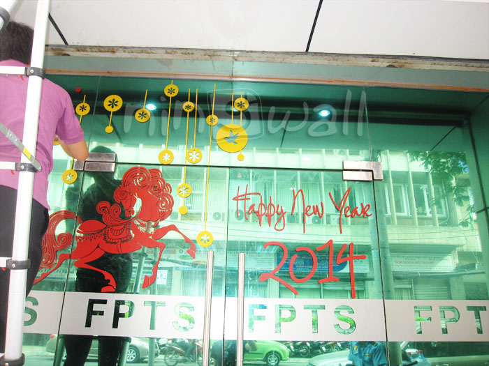 Rực rỡ sắc xuân với chi nhánh văn phòng FPT