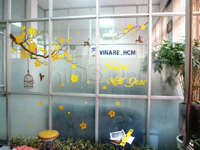 Xuân về với công ty VINARE