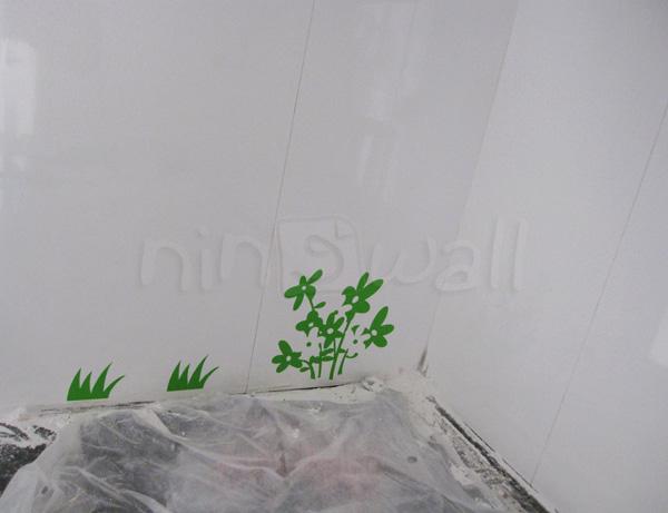 Hoa lá thiên nhiên nhà chị Phượng Quận 8