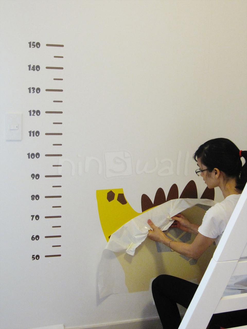 Phòng ngủ của bé trong mô hình căn hộ mẫu của CapitaLand
