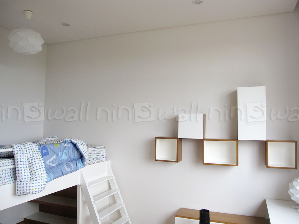 Xinh xinh phòng bé với căn hộ mẫu Phố Đông Village