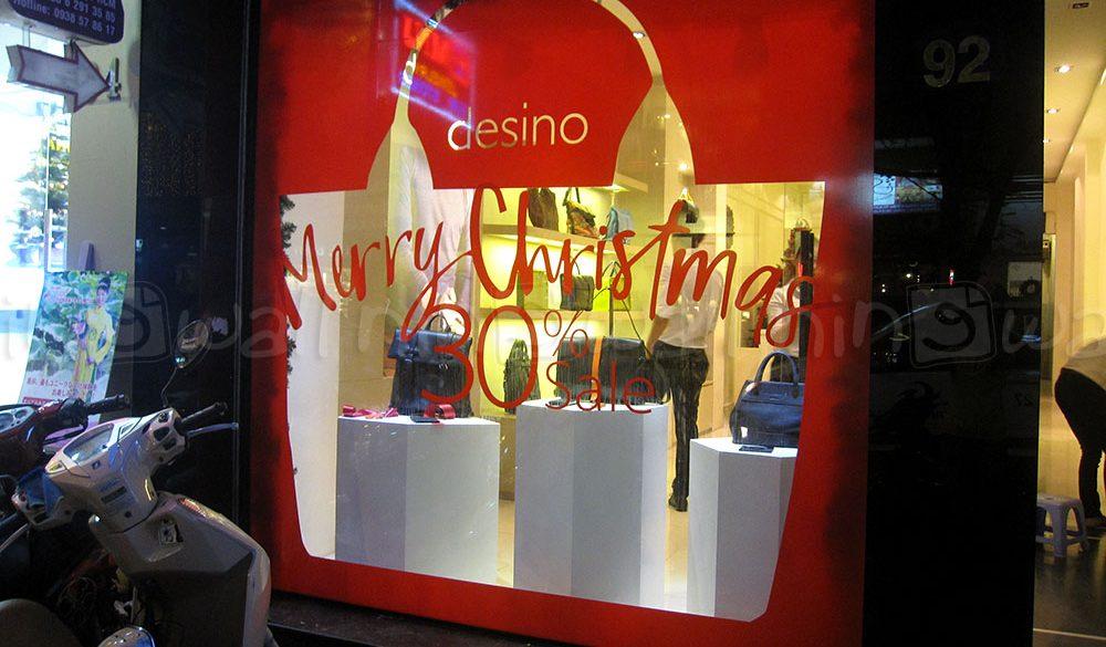 Giáng Sinh ở Desino có gì đặc biệt?