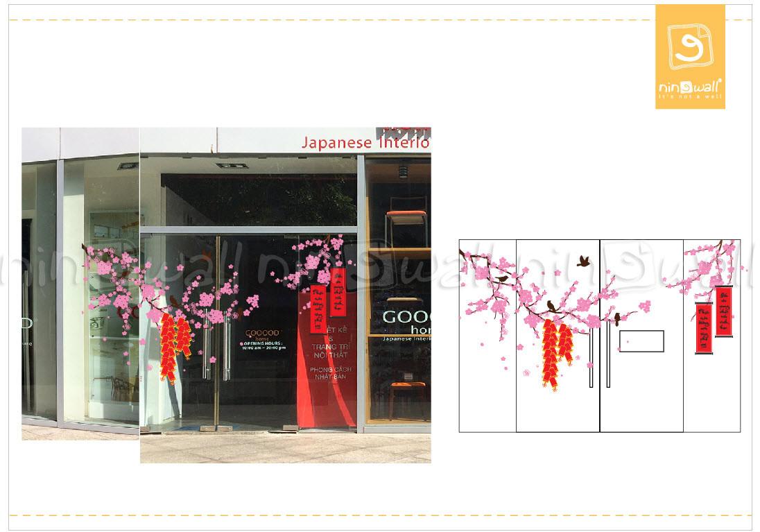 Goooodhome - Phong cách Nhật tại Việt Nam