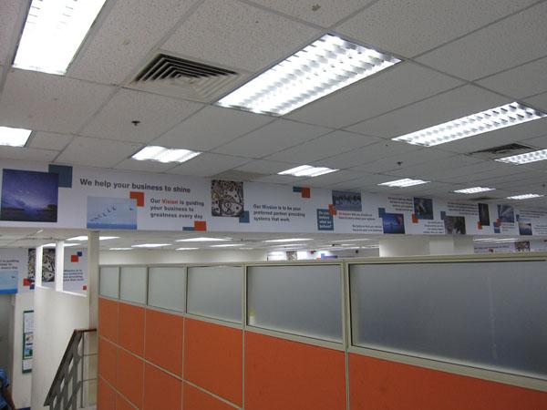 Ninewall gia công theo mẫu thiết kế của khách hàng - TRG International