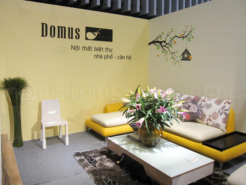 Với Domus center những
