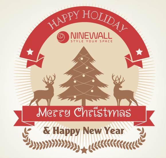 NINEWALL MERRY CHRISTMAS