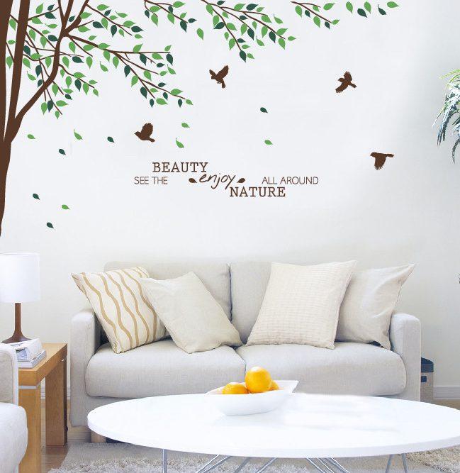 đấm chiềm với bảng tình ca thiên nhiên trong ngôi nhà bạn