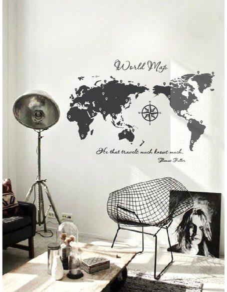 Bộ sưu tập bản đồ thế giới