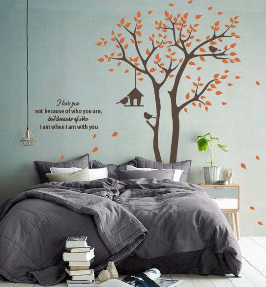 Điểm tô chất thơ thiên nhiên vào nhà bạn.