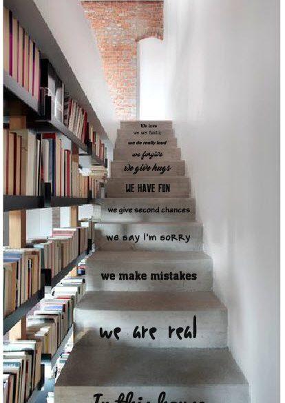 Những chiếc cầu thang biết nói