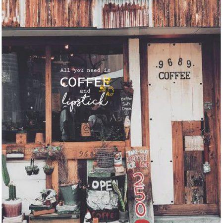 COFFEE - SHOP (CÀ PHÊ - CỬA TIỆM)
