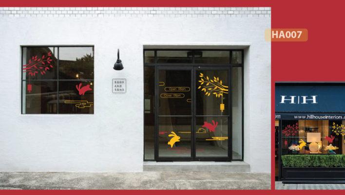 Các cách chọn mẫu Decal trang trí Trung Thu cho Coffee – Shop