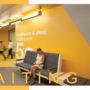 Các ý tưởng trang trí Decal nội thất văn phòng trên thế giới