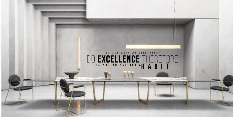 Decal nội thất giúp gắn kết hơn nữa tinh thần đồng đội trong công ty.