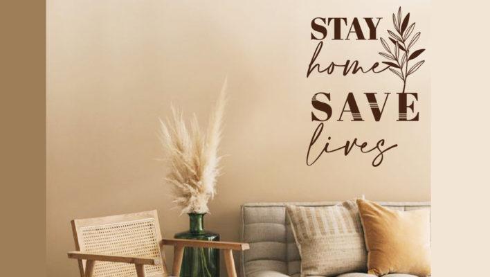 Ý nghĩa cuộc sống qua Decal trang trí nội thất.